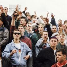 1989/90: Die BFC /FCB - Szene