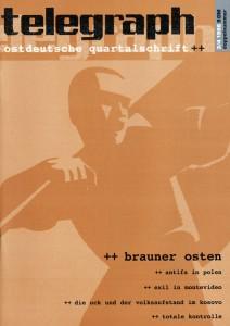 Broschürenempfehlung: Brauner Osten