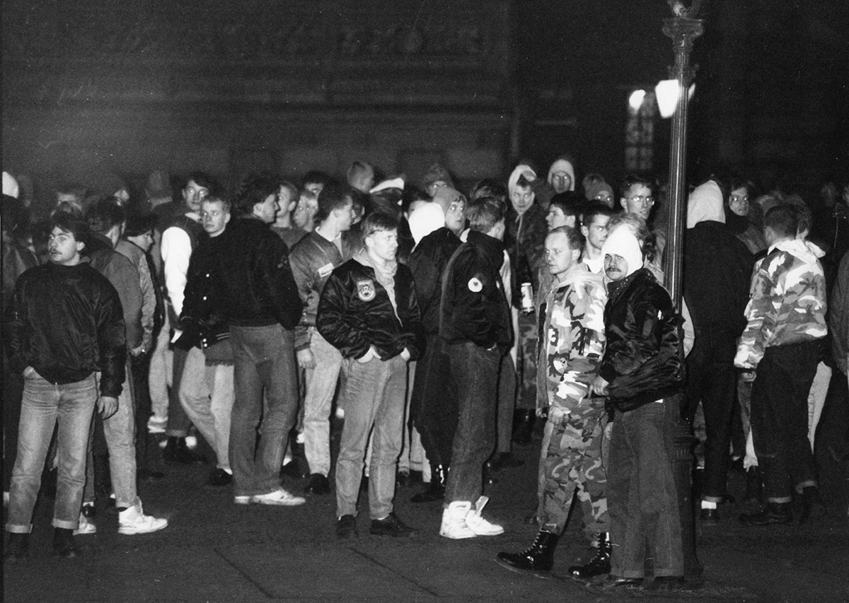 Fotos: Die Republikaner in der DDR – Faschisten in der DDR